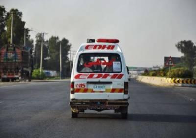 اپر کوہستان، گاڑی کھائی میں گر گئی، 24 افراد جاں بحق