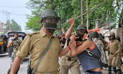 مقبوضہ کشمیر میں لاک ڈاؤن کا 27 واں روز، لاپتا شہریوں پر رپورٹ جاری