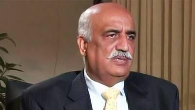 نیب: پی پی رہنما خورشید شاہ کیخلاف تحقیقات باضابطہ شروع