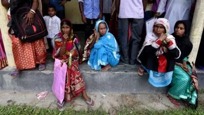 بھارت نے مسلمانوں سمیت 19 لاکھ سے زائد افراد کی شہریت منسوخ کر دی