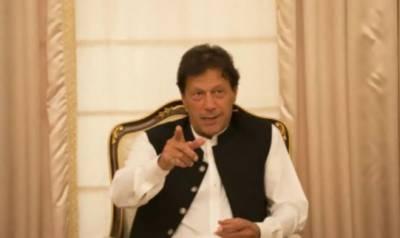 بھارت کشمیر سے توجہ ہٹانے کیلئے فروری جیسا کوئی ایڈونچر کرسکتا ہے:وزیراعظم عمران خان