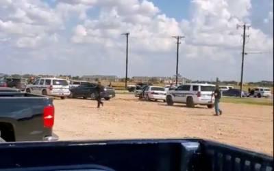 امریکی ریاست ٹیکساس میں فائرنگ، 5افراد ہلاک،21 زخمی