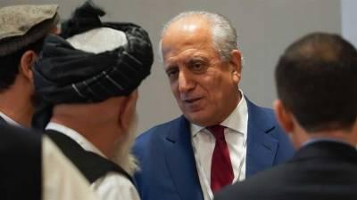 امریکا اور طالبان کے درمیان معاہدہ طے پا گیا، زلمے خلیل زاد