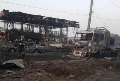 کابل، خودکش کار بم دھماکے میں 16 افراد ہلاک
