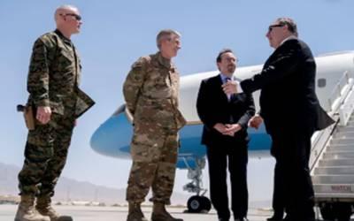 افغانستان کا امن خطرے میں پڑ گیا