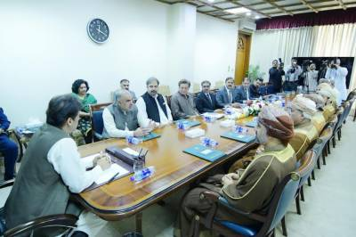 وزیراعظم سے عمان کے پارلیمانی وفد کی ملاقات، مختلف شعبوں میں تعاون بڑھانے پر اتفاق
