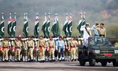 ملک بھر میں یوم دفاعِ پاکستان یکجہتی کشمیر کیساتھ منایا جا رہا ہے