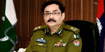 صلاح الدین کی ہلاکت کے بعد آئی جی پنجاب نے بڑا اعلان کر دیا