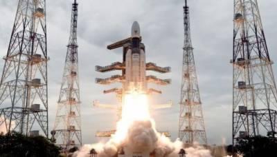 بھارت کی چاند پر اترنے کی دوسری کوشش بھی ناکام ہو گئی