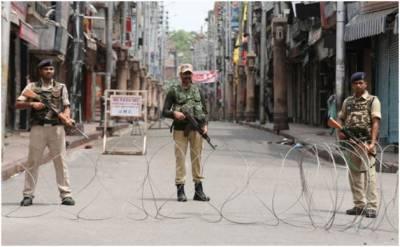 مقبوضہ کشمیر، پابندیوں کا 34 واں روز، بھارتی تشدد سے نوجوان شہید