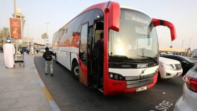 دبئی ،مسافر بسوں میں مفت وائی فائی کی سہولت