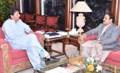 وزیراعظم سے وزیراعلیٰ پنجاب کی ملاقات ،پولیس اصلاحات پر تبادلہ خیال