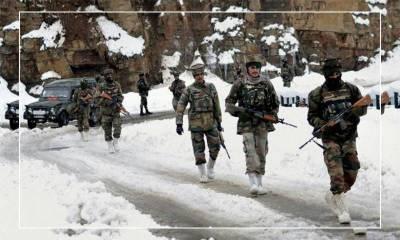 لداخ کے متنازعہ مقام پر چین اور بھارت کی فوجیں آمنے سامنے