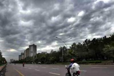 اسلام آباد، راولپنڈی، لاہور اور گوجرانوالہ میں بادل برسنے کا امکان