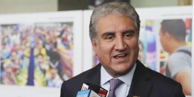 اٹھاون ممالک کی حمایت سے مشترکہ بیان کا جاری ہونا انتہائی حوصلہ افزا ہے ،شاہ محمود قریشی
