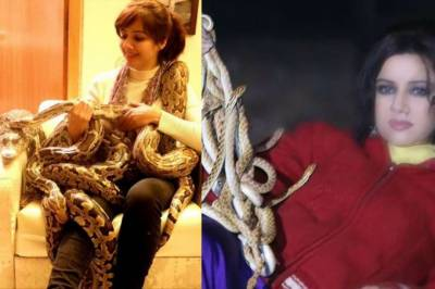 رابی پیرزادہ کو سانپ اور مگر مچھ رکھنا مہنگا پڑ گیا