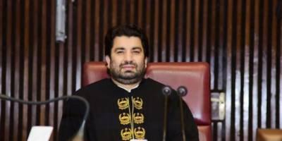 ڈپٹی سپیکر قاسم خان سوری پر نا اہلی تلوار لٹکنے لگی ،فیصلے کی گھڑی آن پہنچی