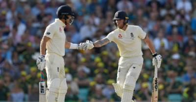 انگلینڈ کی آسٹریلیا کے خلاف آخری ٹیسٹ میچ پر گرفت مضبوط