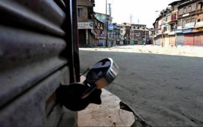 امریکی سینیٹرز کا ٹرمپ سے مقبوضہ کشمیر میں کرفیو ہٹانے کیلئے ایکشن لینے کا مطالبہ