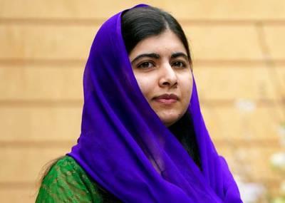 ملالہ یوسف زئی کا کشمیر میں بچوں،خواتین اور ہزاروں افراد کی گرفتاریوں پر اظہار تشویش