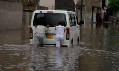 محکمہ موسمیات نے پاکستان میں طوفان کے خطرے کی خبروں کی تردید کردی