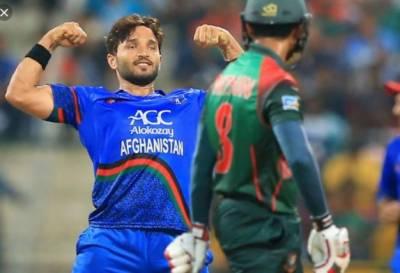 سہ ملکی ٹی ٹونٹی انٹرنیشنل سیریز، افغانستان نے بنگلہ دیش کو 25 رنز سے شکست دے کر مسلسل دوسری کامیابی حاصل کر لی