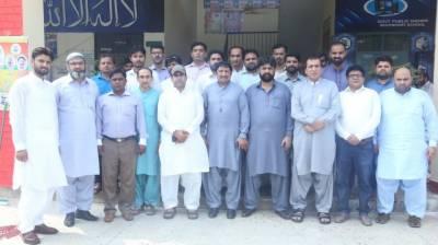 جلالپوربھٹیاں ،ہم 19 ستمبر کو وزیر اعلی کے دفتر کے سامنے دھرنا دیں , پنجاب ایسوسی ایشن آف کیمپوٹر ٹیچرز
