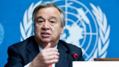 بھارت مقبوضہ کشمیر میں انسانی حقوق کا احترام کرے، اقوام متحدہ