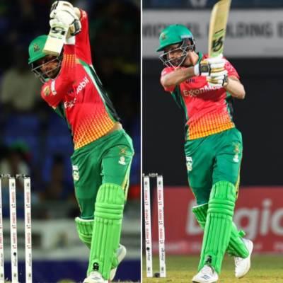 شعیب ملک 350 ٹی ٹونٹی میچز کھیلنے والے پہلے پاکستانی کرکٹر بن گئے