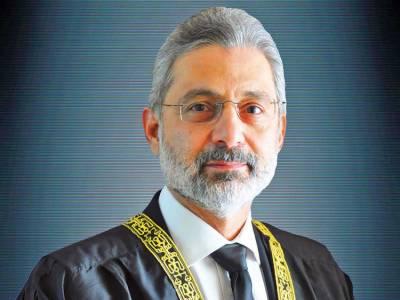 جسٹس قاضی فائز کی درخواست کی سماعت کیلئے سپریم کورٹ کا فل کورٹ تشکیل