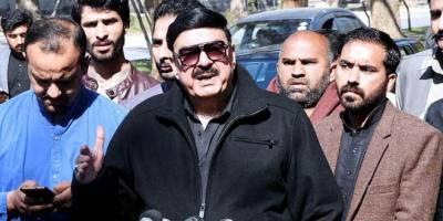 اگر بھارت پاکستان پر حملہ کرتا ہے تو پھر ایٹمی جنگ ہوگی:شیخ رشید