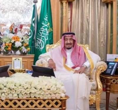 آرامکو تنصیبات پر حملہ مجرمانہ فعل تھا، شاہ سلمان