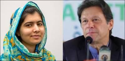 پسندیدہ شخصیات میں ملالہ نے عمران خان کو بھی پیچھے چھوڑ دیا