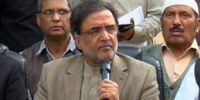 مراد علی شاہ اگر گرفتار بھی ہوئے تو وہ ہی صوبے کے وزیر اعلیٰ رہیں گے:قمر زمان کائرہ