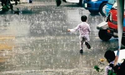 بدھ کو بارش کا نیا سسٹم ملک میں داخل ہو گا: محکمہ موسمیات