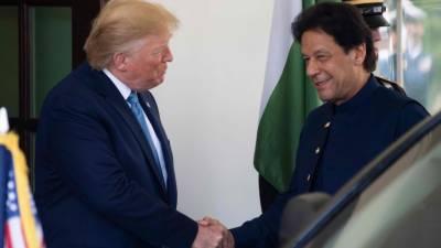 وزیراعظم عمران خان اور امریکی صدر کی ملاقات آج ہو گی
