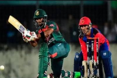 بنگلہ دیش اور افغانستان کے درمیان تین ملکی کرکٹ سیریز کا فائنل منگل کو کھیلا جائے گا