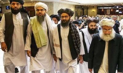 امریکہ سے امن مذاکرات ، طالبان وفد کی چینی نمائندہ خصوصی سے ملاقات