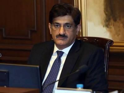 جعلی اکاؤنٹس کیس، وزیراعلیٰ سندھ مراد شاہ کی پھر پیشی سے معذرت