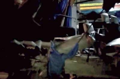 کلر کہار، ٹریلر کی بس کو ٹکر، 5 افراد جاں بحق، 13 زخمی
