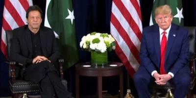 پاکستان اور بھارت چاہیں تو ثالثی کرا سکتے ہیں :ٹرمپ