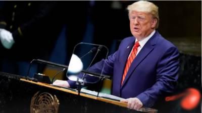 ایران کے رویے میں تبدیلی تک پابندیاں ختم نہیں ہونگی :ٹرمپ