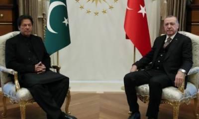ترک صدر طیب اردوان کا مقبوضہ کشمیر کی صورتحال پر انتہائی تشویش کا اظہار