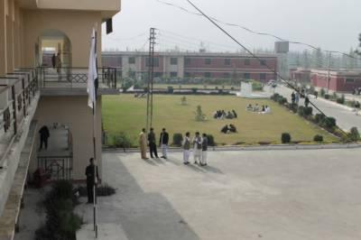 باچا خان یونیورسٹی میں میں طلباءاور طالبات کے اکٹھے گھومنے پر پابندی عائد
