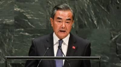 مسئلہ کشمیر اقوام متحدہ کی قراردادوں کے مطابق حل کیا جانا چاہیے:چین