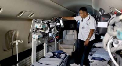 ترکی شہریوں کو بلا معاوضہ ایئر ایمبولینس فراہم کرنے والا دنیا کا واحد ملک