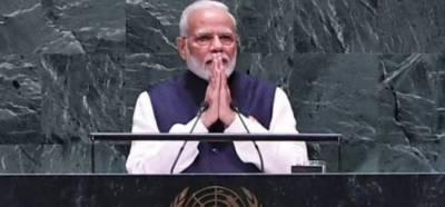 عمران خان کی تقریر پر بھارت سیخ پا، جواب دینے کا حق مانگ لیا