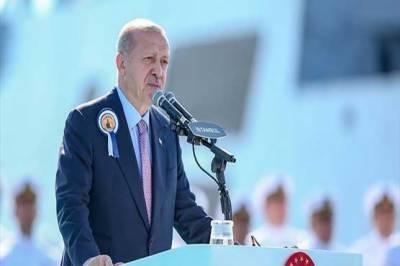 دنیا کو کشمیریوں کے دکھ درد کے بارے میں جاننے کی ضرورت ہے، ترک صدر