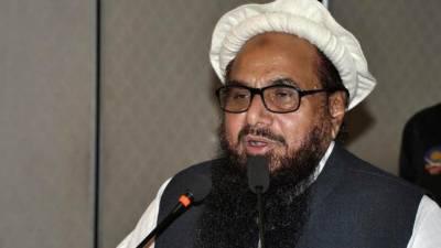 حافظ سعید کیخلاف دہشت گردی کا مقدمہ گوجرانوالہ سے لاہور منتقل کرنے کا حکم