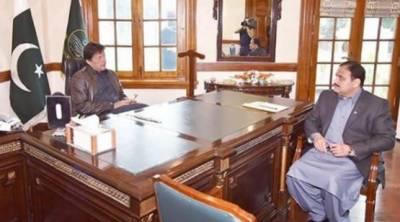 ڈینگی وائرس ، وزیراعظم کا وزیراعلیٰ پنجاب عثمان بزدار پر برہمی کا اظہار